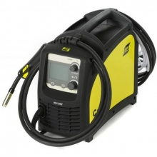 Soldadura hilo Caddy Mig-C200i 200A display digital 220V ESAB