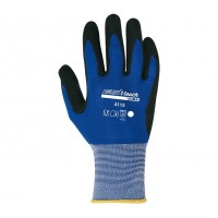 Guante  H4115 Agility Touch nylon/nitrilo cartoncillo JUBA