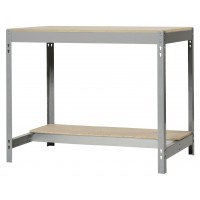 Kit Simonwork BT0 900 gris/madera 842x910x610 SIMON
