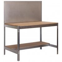 Kit Simonwork BT2 900 galvanizado/madera 1445x910x610 SIMON