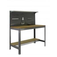 Kit Simonwork BT3 1500 gris/madera 1445x1510x610  SIMON