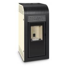 Estufa pellet Aroa 8 kW aire FERLUX (¡Aspirador de cenizas Kärcher de regalo!)
