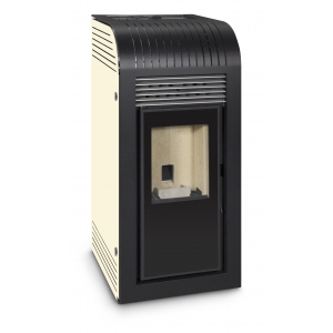Estufa pellet Aroa 8 kW aire FERLUX