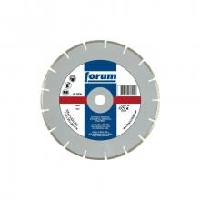 Disco de corte diamante sinterizado 115x22,2x1,6mm  FORUM