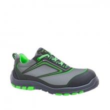 Zapato NAIROBI S3 verde PANTER