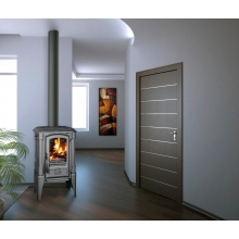 Estufa de leña estufa Ferlux-A 8,4 kW FERLUX