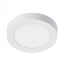 Plafon led circular superficie 15w 120º blanco frio 6000k