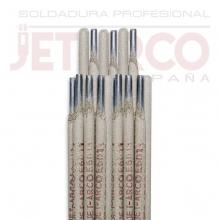 Blister 10 electrodo rutilo  E-6013 Ø3,2x350mm JETARCO