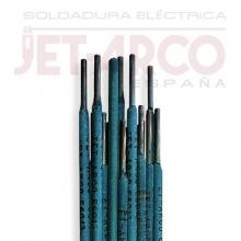 Blister 10 electro rutilo grafito azul E-6013 Ø3,2x350mm JETARCO