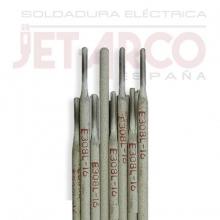 Blister 5 electros INOX 308L Ø2,5x350mm JETARCO