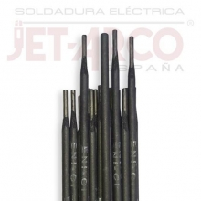 Blister 3 electrodos de fundicion ENiFe-Cl Ø3,2x350mm JETARCO