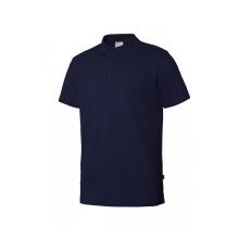 Polo stretch manga corta hombre 105508S-61 azul navy VELILLA