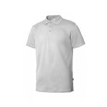 Polo stretch manga corta hombre 105508S-7 blanco VELILLA
