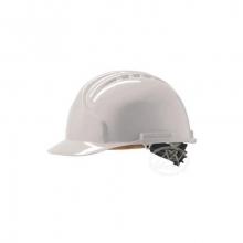 Casco MK7R ventilado jsp blanco ruleta JSP
