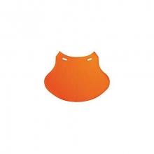 Cubrenucas PVC para cascos Vgard GA90005 MSA