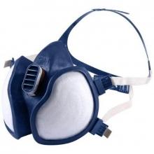 Media máscara filtros integrados 4277 FFABE1P3 R D mosca 3M