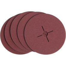 Disco abrasivo de fibra corindón 180mm k60  FORUM