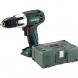 Taladro atornillador y percutor SB18 2 baterias 18V 2,0Ah METABO
