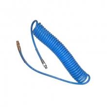 "Espiral poliuretano 6,5x10mm 7,5m con racor 1/4"" METALWORK"