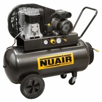 COMPRESOR CORREAS 3HP 50L NUAIR B-2800B/3M/ 50 TECH