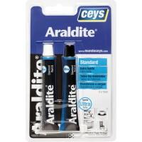 Adhesivo epoxi Araldite estandar 15+15 ml CEYS