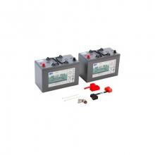 Kit baterias y cargador 105Ah Alto rendimiento BD 50/50 C BP KARCHER