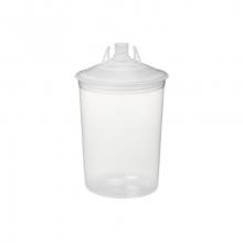 Vaso desechable 600ml y filtro 125 micras 3M
