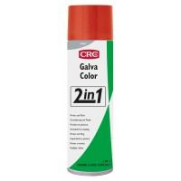 Imprimacion Galvacolor RAL 3000 rojo 500ml spray CRC