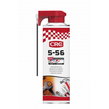 Aceite multiuso 5-56 antihumedad CLEVER STRAW 500ml CRC