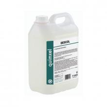 Limpiador hidroalcoholico DESCOL-5 litros garrafa QUIMXEL