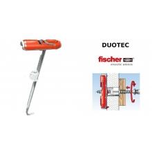 Taco Duotec 10 para grandes cargas en placas (10 unidades) FISCHER