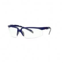 Gafa Solus 2000 azul/gris anti empañamiento/rayadura 3M