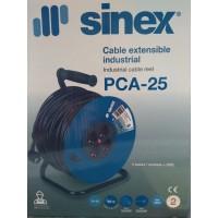 Extensible industrial PCA-25m 3x1.5 IP20 DDS SINEX