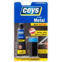 Reparador metal sintético 40ml + 40g CEYS