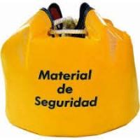 Bolsa PVC amarlla B60 350mm MIRANDA
