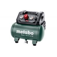 Compresor Basic 160- 6W (1,0HP- 6 litros) 8 bar METABO