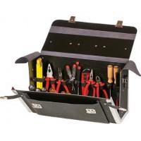 Maleta de herramientas vacio 420x160x250mm  FORUM