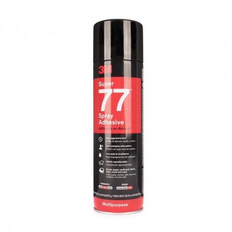 Adhesivo Super 77 aerosol 500ml 3M
