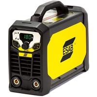 Soldadora Inverter Rogue ES 180i CE electrodo ESAB