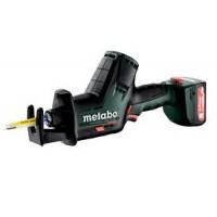 Sierra sable SSE12BL 2 bateria 12v-2,0Ah METABO