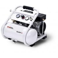 Compresor silent-8 (10bar-128l/min) 1cv sin aceite METALWORKS