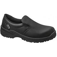 Zapato ZAGROS SY S2 negro Hidrogrip elastico PANTER