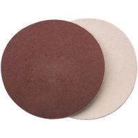 Disco de lija con  velcro 115mm k80 corindón  FORUM
