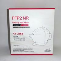 Mascarilla FFP2 (KN95) marcado CE con bolsa individual (10 unidades) LUYAO