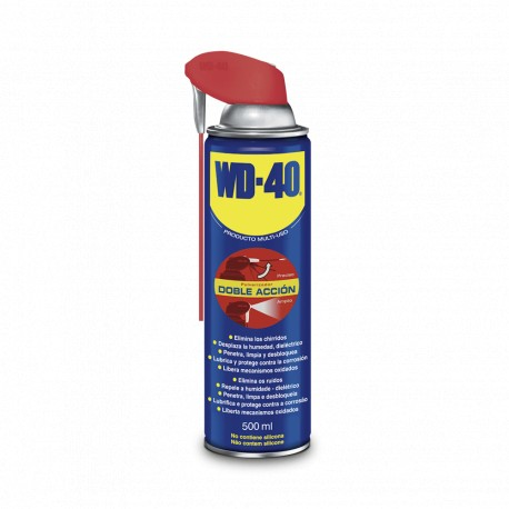 Aflojatodo spray 500ml doble accion WD-40