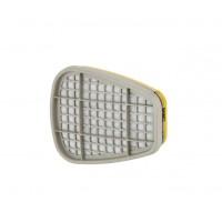 Filtro 6057 ABE1 inorgánicos y ácidos (1 filtro) 3M