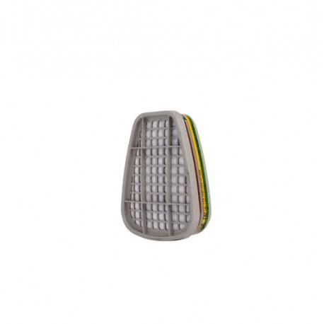Filtro 6059 ABEK1 inorgánicos, ácidos y amoniaco (1 filtro) 3M