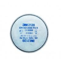 Filtro 2128 P2R partículas, y ozono (soldadura) (1 filtro) 3M