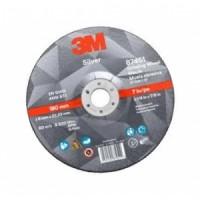 Disco desbaste Silver PSG 230x7mm 3M