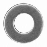 Arandela DIN 125 17 mm zincada  (2 unidades)